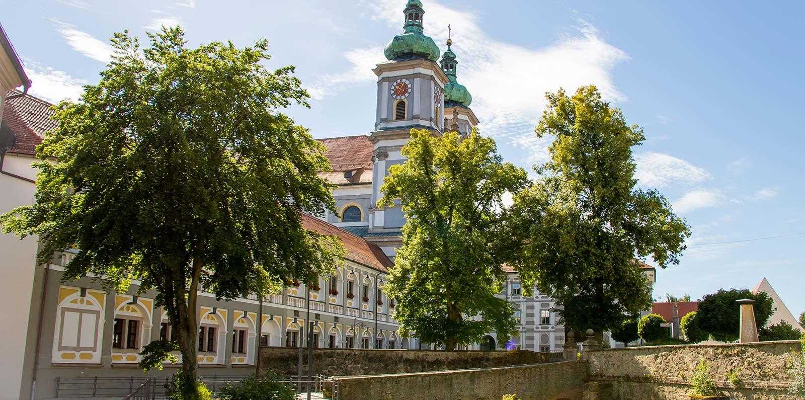 Basilika Kultur und Begegnungszentrum Abtei Waldsassen