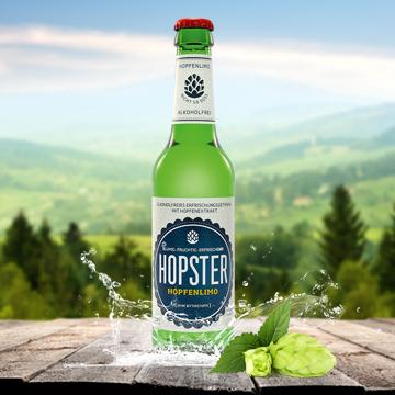 Hopster | Kondrauer Mineral- und Heilbrunnen