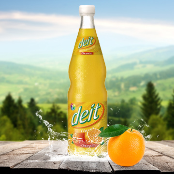 deit Limonade Orange