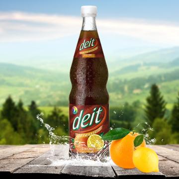 Kondrauer Deit Limonade Cola Mix   Kondrauer Mineral- und Heilbrunnen