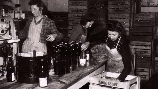 Abfüllung | Kondrauer Mineral- und Heilbrunnen