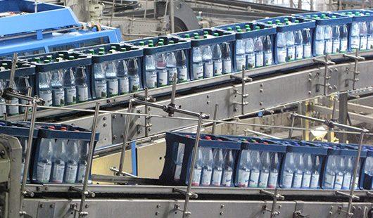 Flaschenabfuellungsanlage | Kondrauer Mineral- und Heilbrunnen