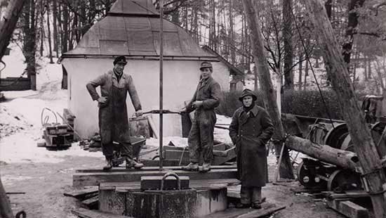 Historie 03 | Kondrauer Mineral- und Heilbrunnen