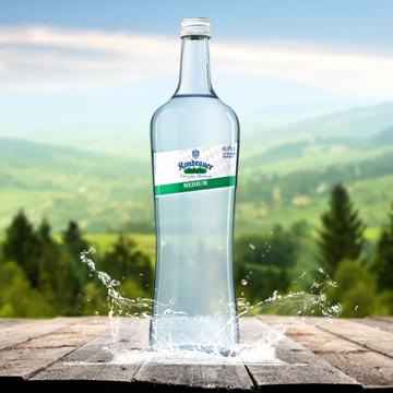 Flasche Mineralwasser Medium Gastro   Kondrauer Mineral- und Heilbrunnen