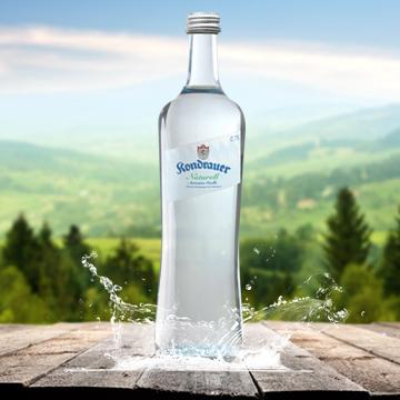 Flasche Mineralwasser Naturell Gastro | Kondrauer Mineral- und Heilbrunnen