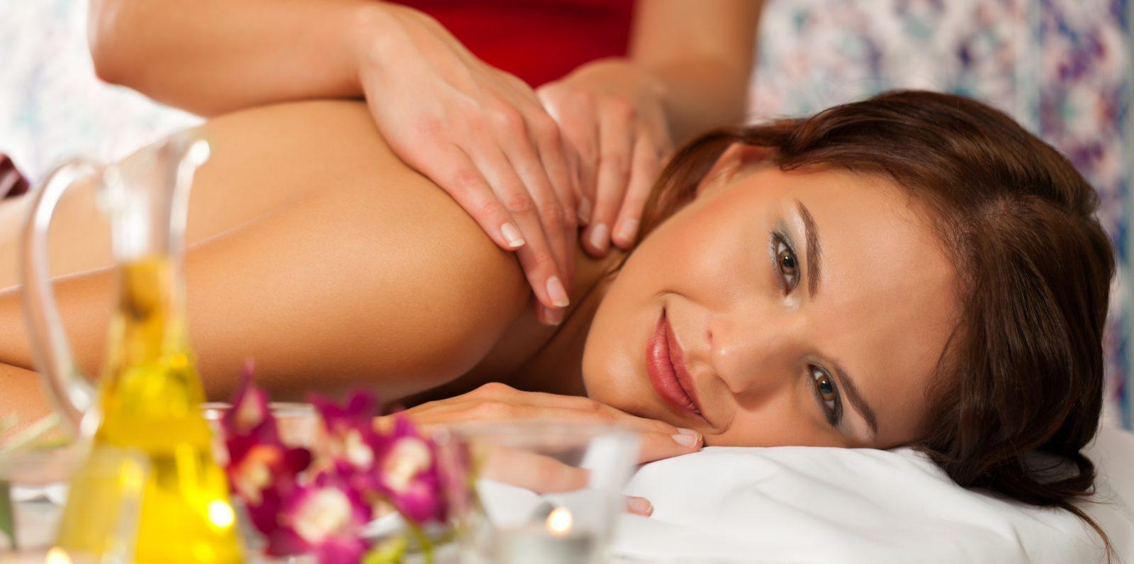 Massage Sibyllenbad | Kondrauer Mineral- und Heilbrunnen
