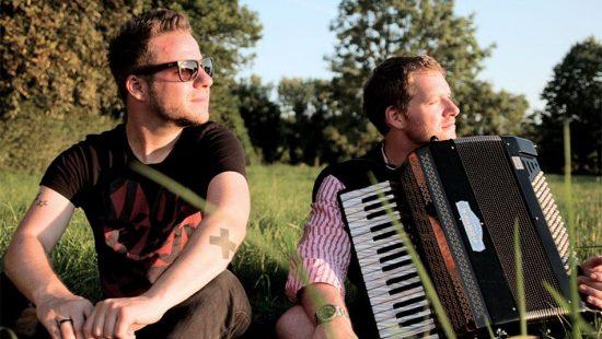 Da Rocka & Da Waitler, Florian Pfisterer und Florian Pledl | Kondrauer Mineral- und Heilbrunnen