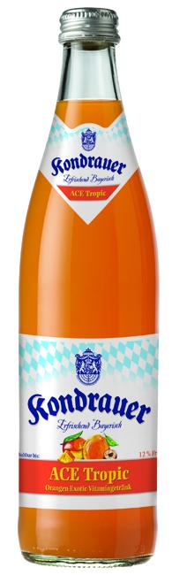 Kondrauer ACE Tropic 0,5 l NRW-Mehrwegflasche