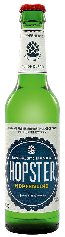Hopster 0,33 l Longneck-Mehrwegflasche