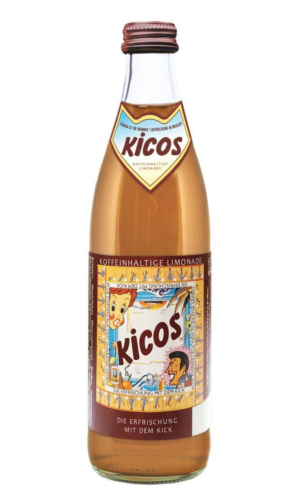 KiCOS 0,5 l NRW-Mehrwegflasche