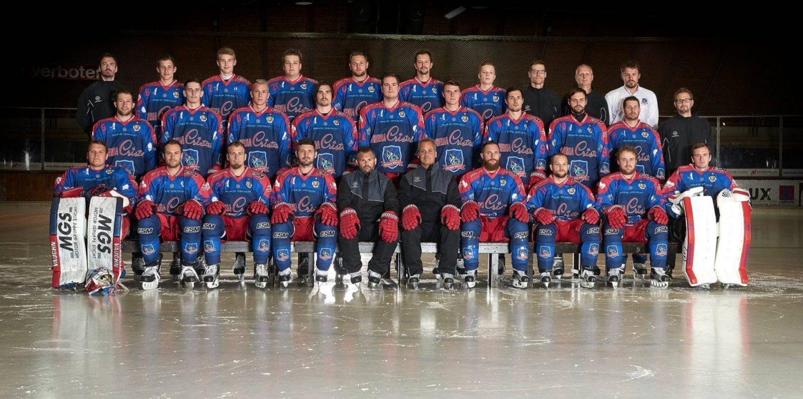 Team Selber Wölfe Eishockey Saison 2016/2017 | Kondrauer Mineral- und Heilbrunnen