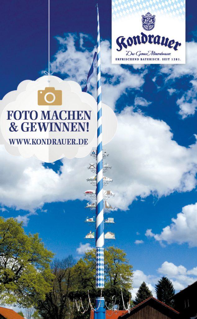 Kondrauer_Maibaum-Aktion