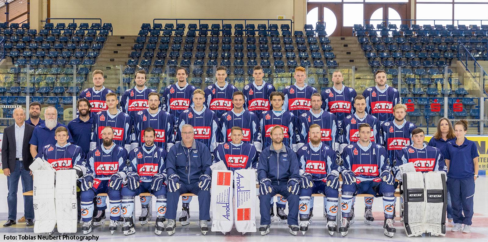 Teamfoto Blue Devils
